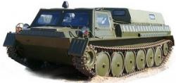 ЗЗГТ, ГАЗ-71, ГАЗ-34039